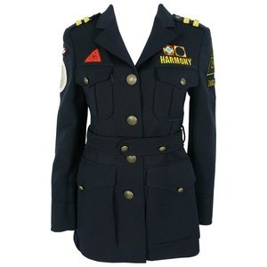 Vintage MOSCHINO Military Style jacket